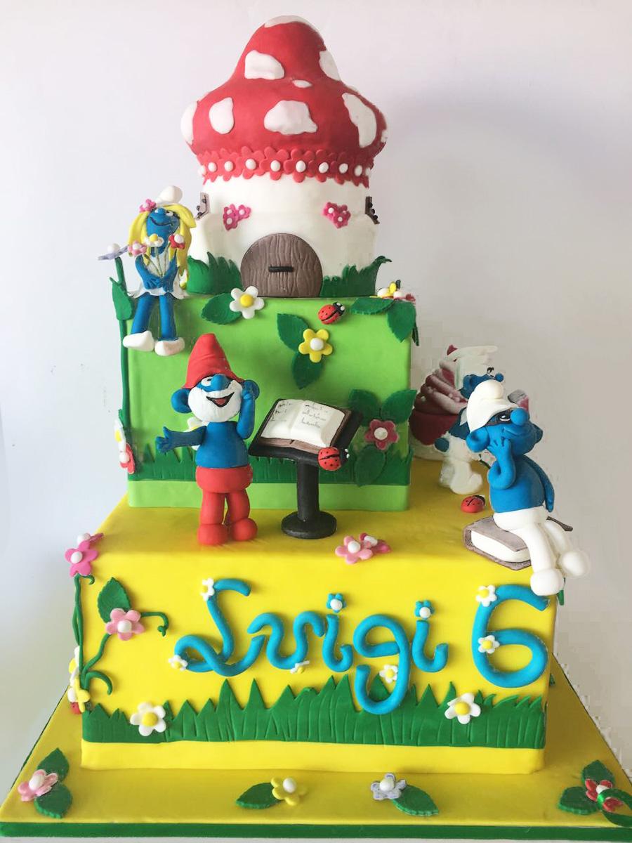 Extrêmement Torta di compleanno per bambini e bambine - Cake Design: Torte  LX35
