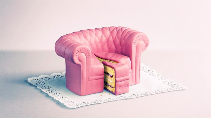 Esempio Torta di Cake Desing