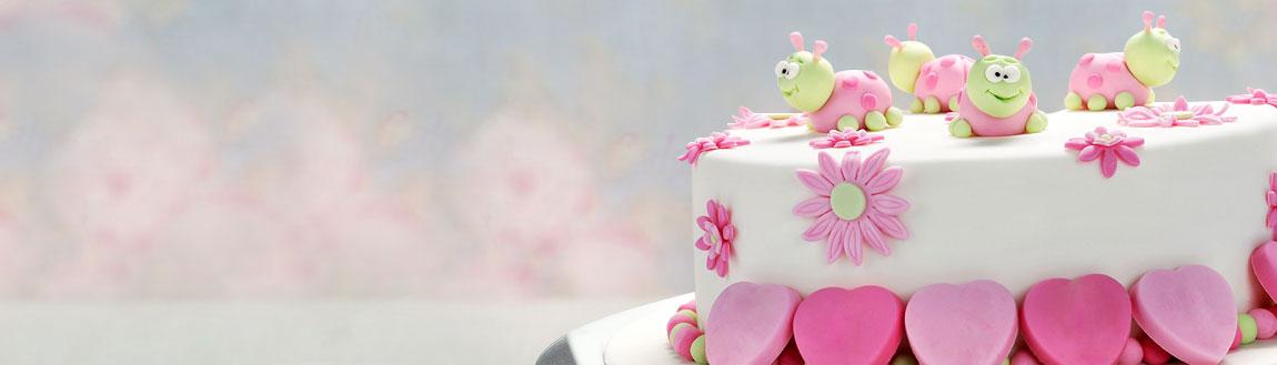 Cake design per compleanni