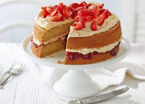 La Sponge Cake
