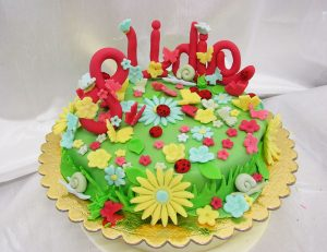 Torta Cake design compleanno bambino