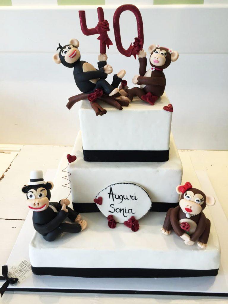 Gallery - Cake Design: Torte personalizzate a Roma