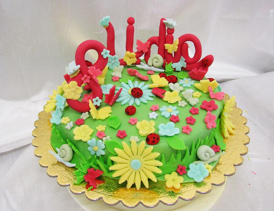 Cake design l 39 arte delle torte decorate for Arte delle torte clementoni
